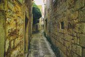 Old Romantic Street — Stock Photo