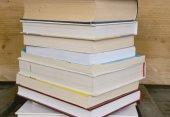 书籍 — 图库照片