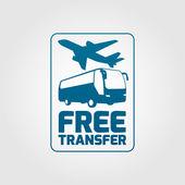 Free transfer icon 01 — Stock Vector