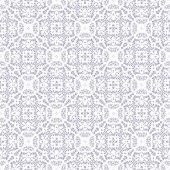Point ajouré blanc — Vecteur
