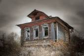 The old house. — Stock Photo