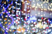カラフルな blured 明るい背景 — ストック写真