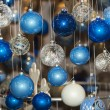 Colorful chrismas decoration — Stock Photo #58675985
