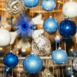 Colorful chrismas decoration — Stock Photo #58675989