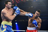 World series of boxing: Ukraine Otamans vs British Lionhearts — Foto de Stock