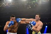 World series of boxing: Ukraine Otamans vs British Lionhearts — Foto de Stock