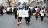 March of Dignity in Kiev — Stock Photo