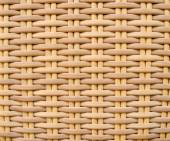 Wicker furniture surface — Stock Photo