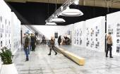 "Exhibition ""Interior mebel"" — Stock Photo"
