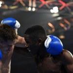 Постер, плакат: World series of boxing: Ukraine Otamans vs British Lionhe