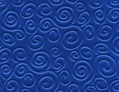 Blue metallized paper background — Stock Photo