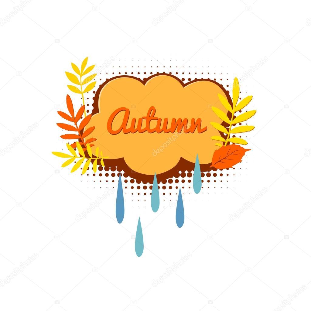 Эмблемы осень картинки