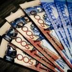 Tenge of Kazakhstan — Stock Photo #56569469