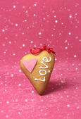 Valentines day candy heart — ストック写真
