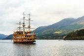 Hakone gezi Cruise. — Stok fotoğraf