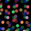 Multi color bokeh. — Stock Photo #62396495