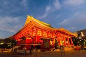 Sensoji, also known as Asakusa Kannon Temple . — Stock Photo