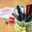 Office supplies. — Stock Photo #69889413