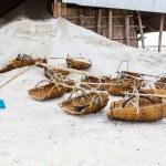 ������, ������: Tools of the salt farmers on salt pans