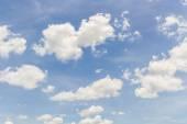Blue sky background. — Stock Photo