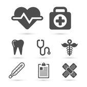 Medicine trendy icon for design. Vector element — Stockvektor
