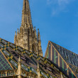 Tower of Stephansdom cathedral-Vienna,Austria — Stock Photo #63367511