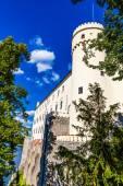Orlik castle-South Bohemia, Czech Republic — Stock Photo