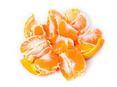 Tangerine — Stock Photo