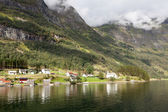 Neroyford. Norway. — Foto Stock