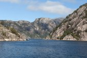 Lysefjord. Norway. — Stock Photo