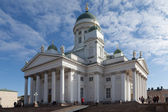 Cathedral of St. Nicholas. Helsinki. Finland. — Foto de Stock