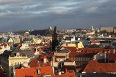 Vue de prague. république tchèque. — Photo