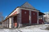 Upper Provision warehouses. Nizhny Tagil. Sverdlovsk region. Russia. — Stock Photo