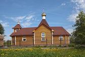 Church of St. Nicholas. Ekaterinburg. Russia. — Stock Photo