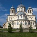 Holy Cross Cathedral. Verkhoturye, Sverdlovsk region. — Stock Photo #76213171