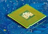 Computor Processor Unit — Stock Photo