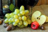 Grapes close-up — Stock Photo