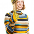 Ready for the cold weather — Stock Photo #56812315