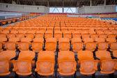 スタジアムと座席 — ストック写真