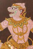 Hanuman — ストック写真