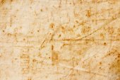Texture of dirty and crumple paper — Stock Photo