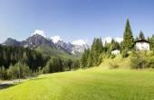 Dolomite Mountains — Stock Photo