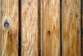Wall of planks background — Stock Photo