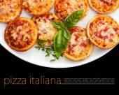 - Pizza - — Stockfoto