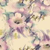 Floral Seamless Pattern — Stok fotoğraf