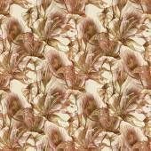 Tropical Seamless Pattern — Stock Photo