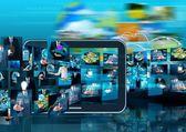 Högteknologiska — Stockfoto