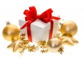 новый год, рождество — Стоковое фото