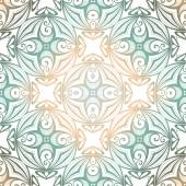 Seamless Vintage Lace Pattern — Cтоковый вектор