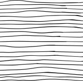 Hand drawn lines — Stock Vector
